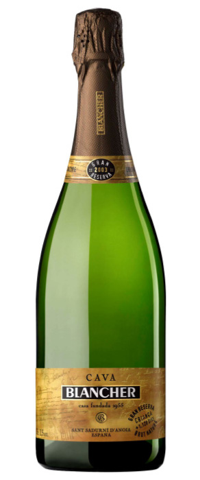 Cava Blancher Gran Reserva - Click Image to Close