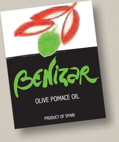 Pomace Olive Oil - Click Image to Close